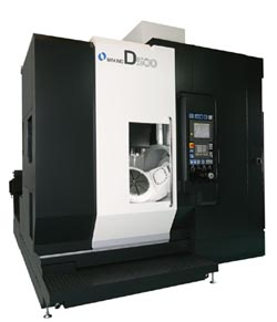 Makin0 5 Axis